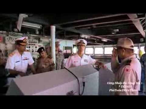 US Navy 5th FLEET in Action