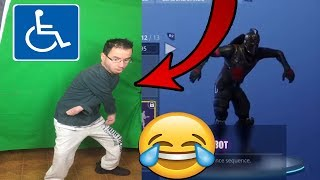 FORTNITE BALLS! (REAL LIFE) - REALSEd BY A DISABILE! By StortoMaNotToo Much