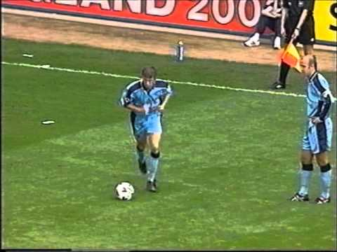 Coventry City 3 Leeds United 4 Sept 11 1999