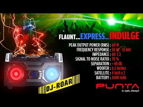 DJ-ROAR DJ Speaker