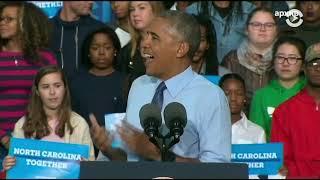 Барак Обама возвращается  в большую политику