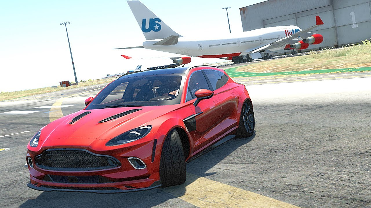 Aston Martin DBX / GTA 5 DBX Mods