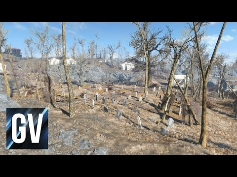 Fallout 4's Hidden Treasures - Wildwood Cemetery