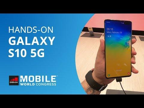 Samsung Galaxy S10 5G [Hands-on]