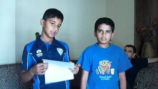 Dhruv and Samay