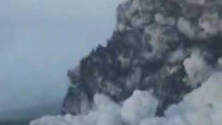 Volcano in Grimsvotn
