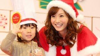 タレントの藤本美貴さんが12月1日、東京都内で行われた「銀座コージーコ...