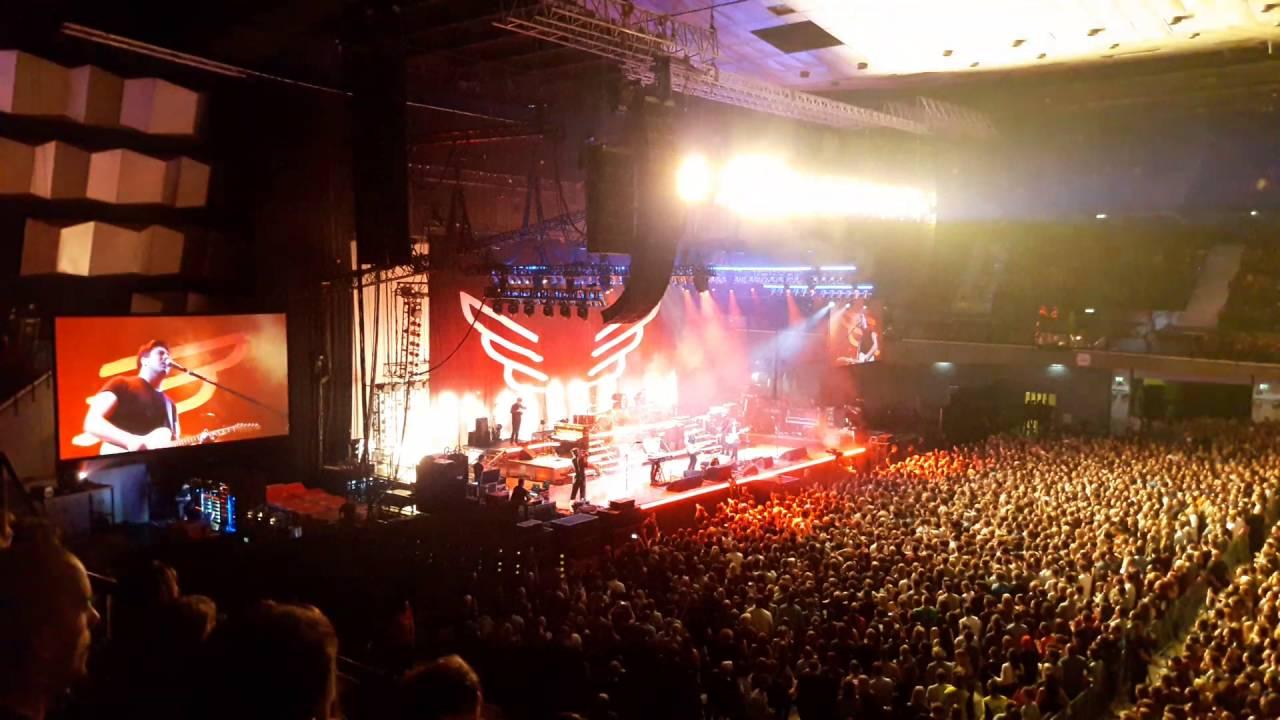 Mumford Sons Snake Eyes Live Vienna 2016 Youtube