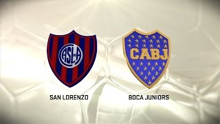 San Lorenzo vs Boca Juniors full match
