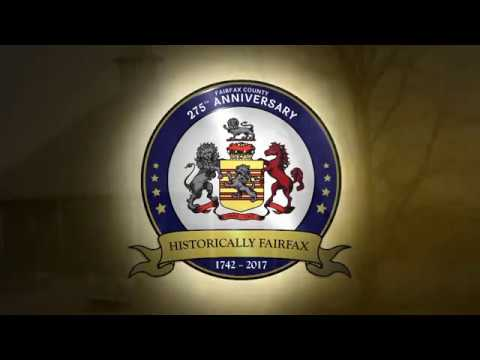 Fairfax County Virginia - A 275th Anniversary Timeline