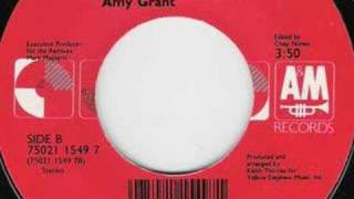 "Amy Grant - Baby Baby (7"" Heart In Motion Mix) (1991)"