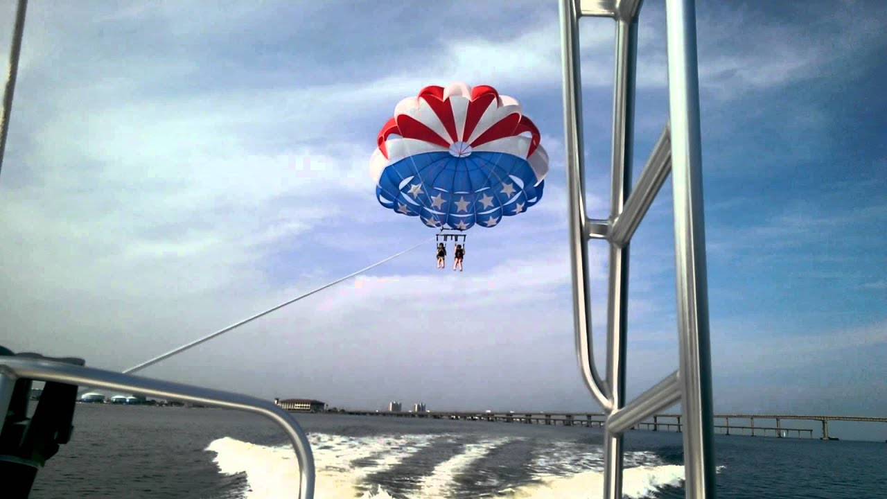 Parasailing In Pensacola