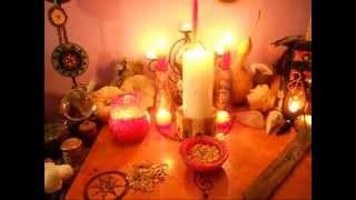 Esbat di Ottobre: Luna Rossa - Luna di Sangue...come celebrare
