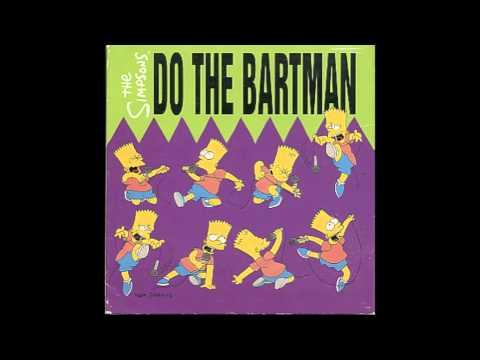 The Simpsons Do The Bartman Swingin In The House Mix