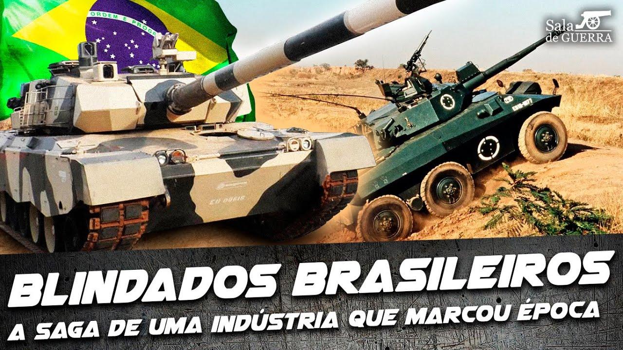 Blindados Brasileiros: a saga de uma indústria que marcou época - DOC #78