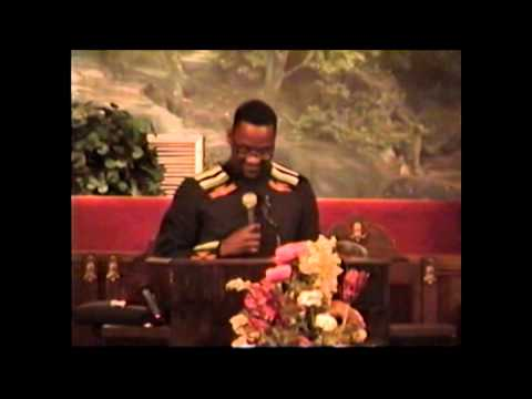 Pastor.James Dunn ( Accept Your Situation )