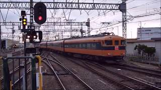 【近鉄大阪線】名張駅4番線、回3591逆出発の様子