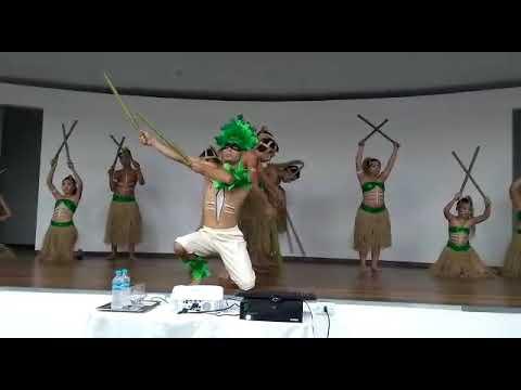 Teatro maculelê dança Ibaiti