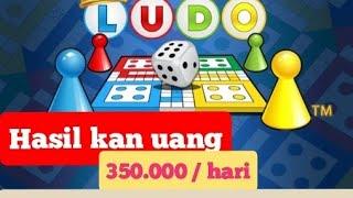 BARU!!!! Aplikasi LUDO KING hasilkan uang 350/ hari  GRATIS screenshot 1