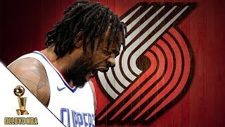 Trail Blazers In Talks With Clippers About Possible DeAndre Jordan Trade!!! | NBA News