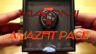 AMAZFIT PACE Sports Smartwatch/Last Update/Waterproof/Watchfaces/Activities