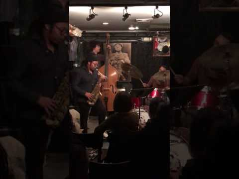 Immanuel Wilkins trio at Smalls
