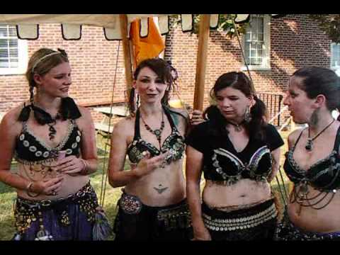 Belly Dancing by Wicked Hips, Gloucester, VA.wmv