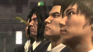 Yakuza 4: The Story Trailer
