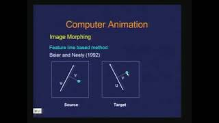 Lecture - 35 Animation (Contd.)