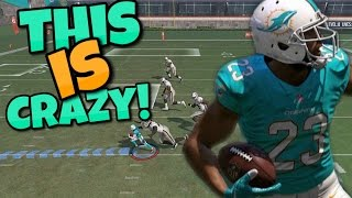 JAY AJAYI vs FIVE 20 FOOT TALL GIANTS! Can He Do It?? Madden 17 Gauntlet