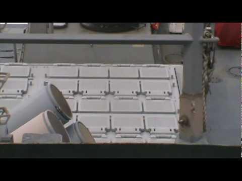 USS Stethem (DDG 63) SM-2 missile launch