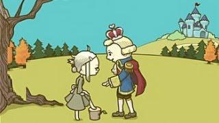 Grow Cinderella Game Walkthrough