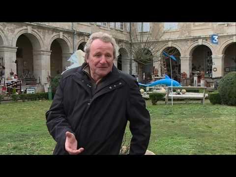 Gers : le Château de Lectoure est devenu le palais des brocanteurs