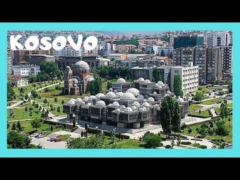KOSOVO's capital Pristina (Prishtina), a tour