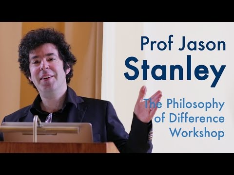 Neutrality as a Philosophical Ideal | Prof Jason Stanley (20