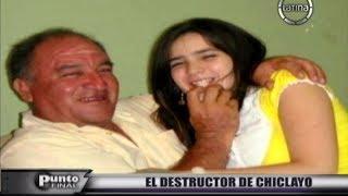 El destructor de Chiclayo: Alcalde prefiere romance con chica 30 años menor que atender su ciudad