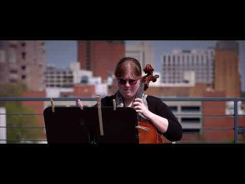 Beethoven On The Rooftop