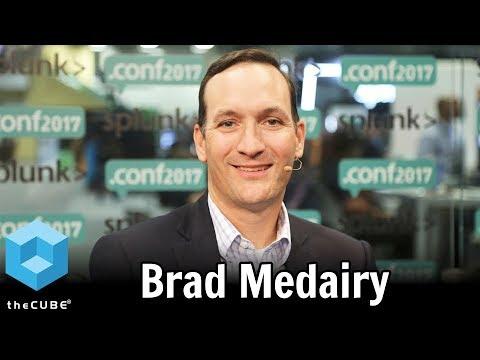 Brad Medairy, Booz Allen Hamilton | Splunk .conf 2017