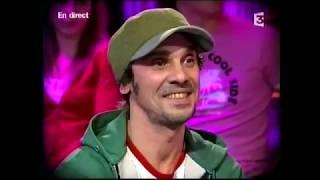 "Manu Chao - émission ""Ce soir ou Jamais"" - France 3  (2008)"