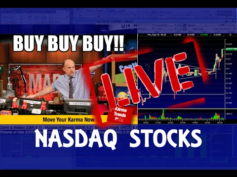 How To Buy Nasdaq Stocks Before Major Spikes