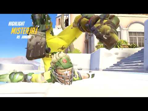 Overwatch Play: Junk Time