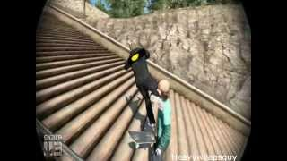 Skate 3 Fails And Funny Moments