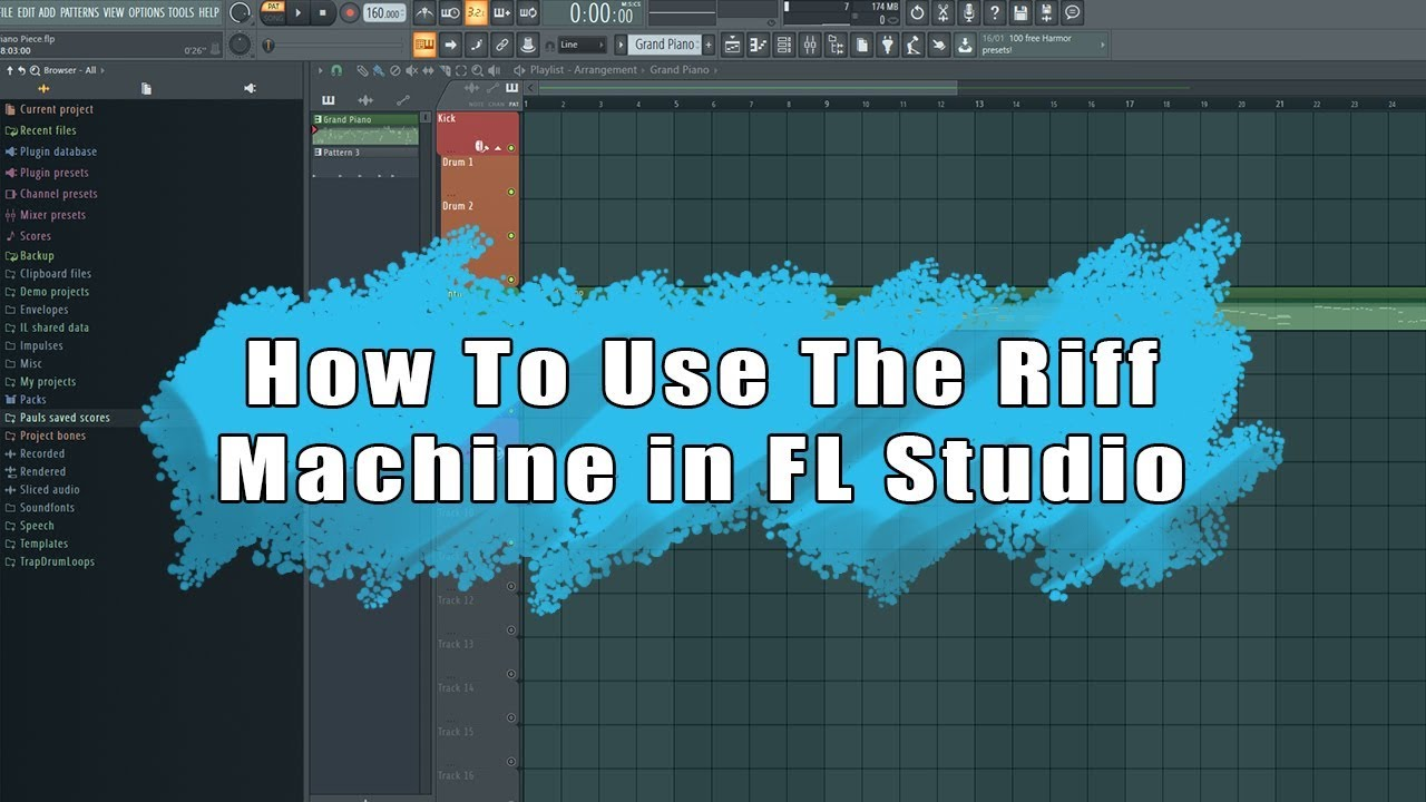 Fl Studio Riff Machine Presets