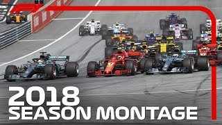 F1 Rewind: The Very Best of 2018