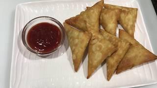 Chicken Cheese Samosa | Samosa Recipe | Chicken Samosa Made By Seema Shaikh