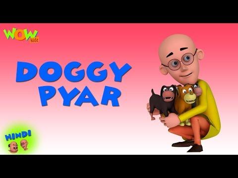 Motu Patlu ka Doggy Pyar | Motu Patlu in Hindi | 3D Animation Cartoon for Kids | As on Nickelodeon thumbnail