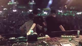 June Miller ft. MC Mota   Let It Roll 2017 mainstage - 'Dominator' live