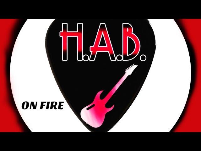 H.A.B- Henri Aalto Band: On Fire