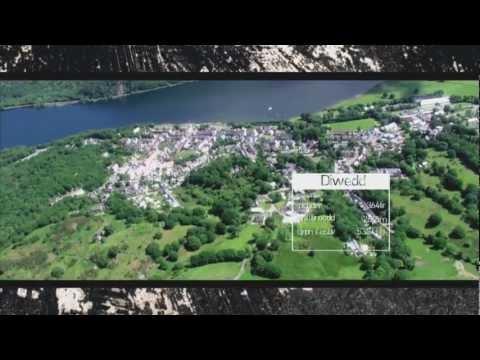 Cwrs Marathon Eryri / Snowdonia Marathon Route