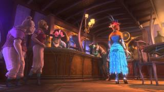 Le 25 juillet 2012 : CENDRILLON AU FAR WEST (Teaser 4)